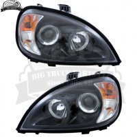 Freightliner 1996+ Columbia Projection Headlight Blackout