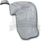 Peterbilt 387 tank fairing end cap (driver side)